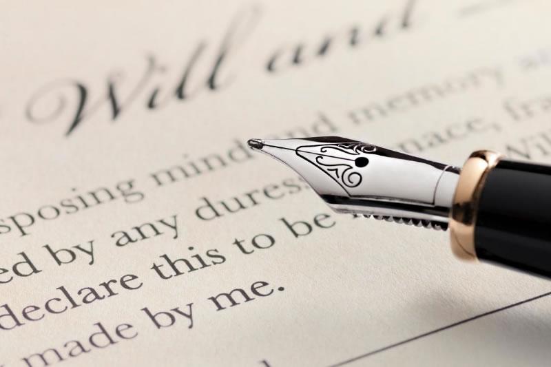 Wills, Trusts, Estates & Powers of Attorney