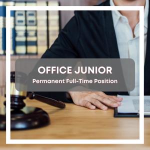 Office Junior Vacancy